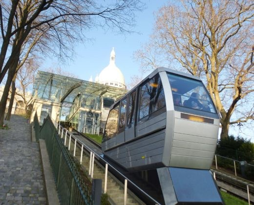 Montmartre Funicular