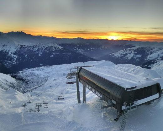 La Rosière - Mont Valaisan