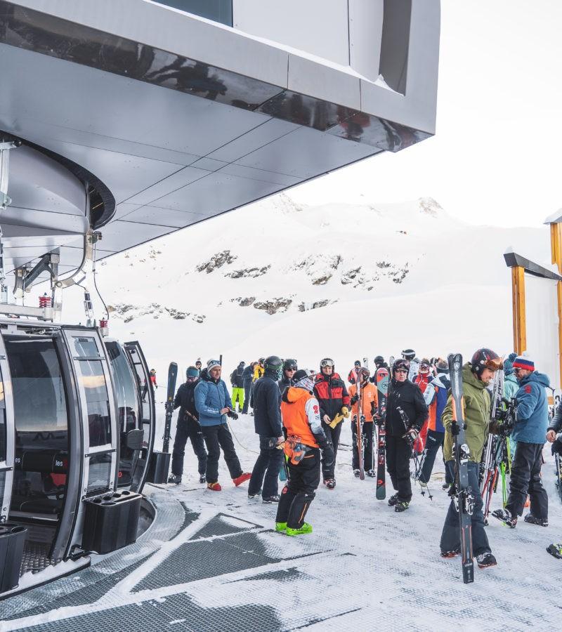 Les 2 Alpes - Pierre Grosse