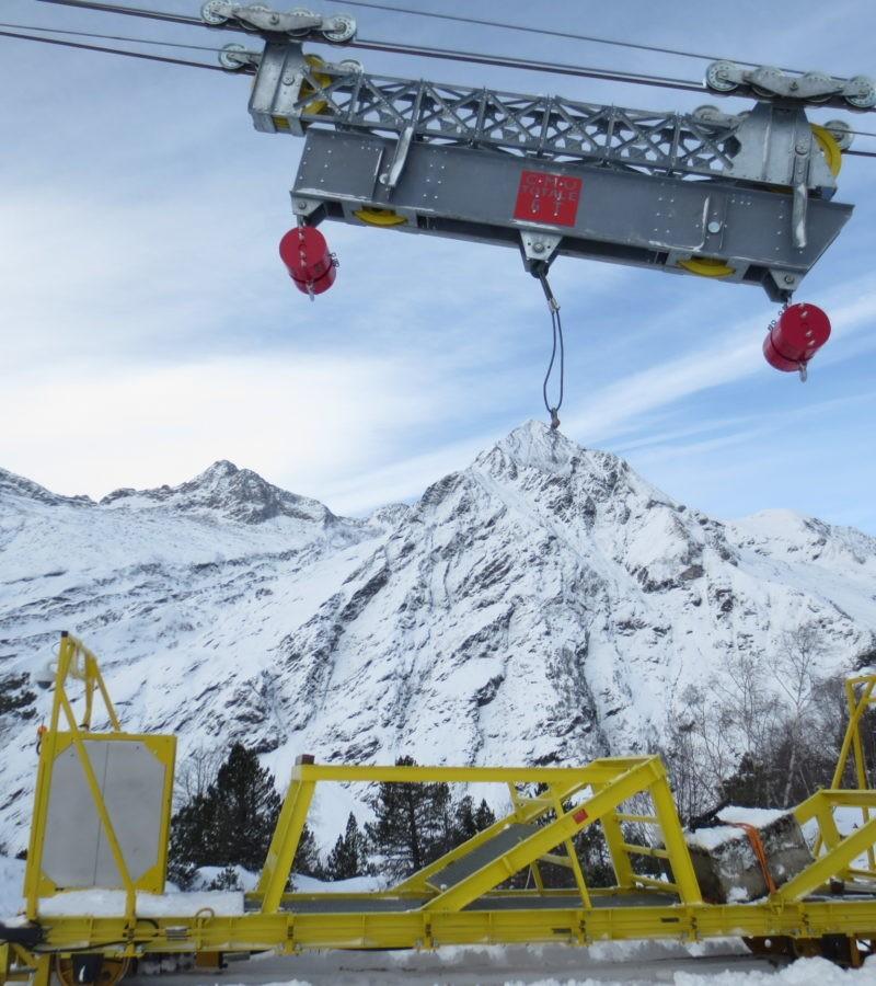Luchon - Centrale hydroélectrique EDF