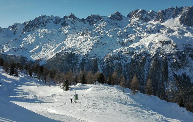 Chamonix - Les Grands Montets
