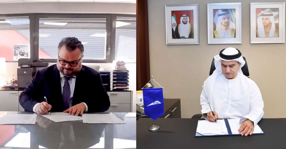 MND & RTA MoU for mobility